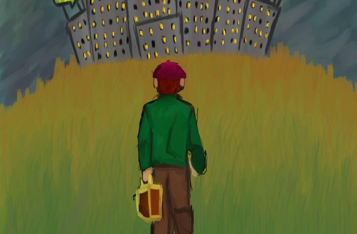 """La voracità della metropoli. """"La vita agra"""" di Luciano Bianciardi"""